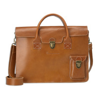 Leather Briefcase image