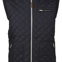 Lightweight Quilted Pet Vest image