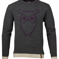 Owl Knit image