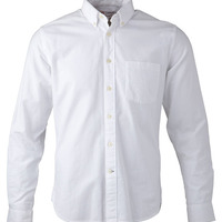 Oxford Shirt white image