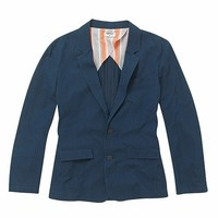 Hector chambray jacket in navy image
