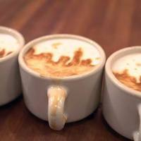 Designer coffee! image