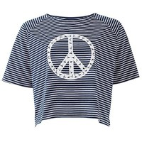 Peace stripe tee image