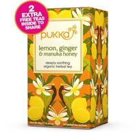 Lemon Ginger & Manuka image