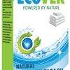 Natural laundry bleach
