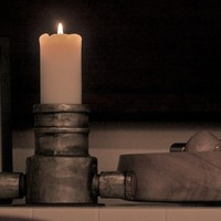 Candle holder image