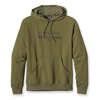 Mens Hooded Monk Sweatshirt image