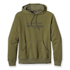 Mens Hooded Monk Sweatshirt