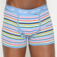 Men's Pastel Vari Stripe Fly Front image