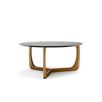 Addinterior LILI Lounge table black and nature image