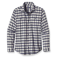 Mens Long-Sleeved Pima Cotton Shirt image