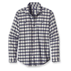 Mens Long-Sleeved Pima Cotton Shirt