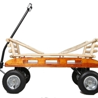 Hand Built Cart, 2 seater image
