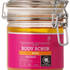 Rose body scrub organic