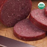 Organic Beef Summer Sausage image