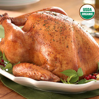 Organic Whole Young Turkey image