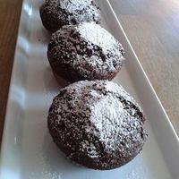 Choko muffin image