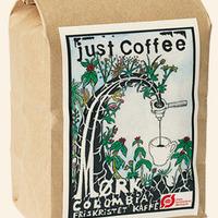 Mørk Colombia kaffe image