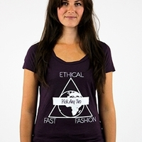 Ethical Fast Fashion Top image