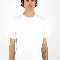 Plain Organic Cotton T-Shirt image