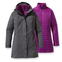 Womens Vosque 3-in-1 Parka image