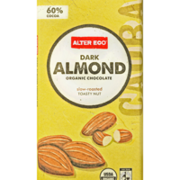 Dark Almond chocolate image
