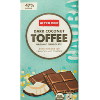 Dark Coconut Toffee image
