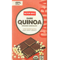 Dark Quinoa chocolate image