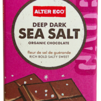 Deep Dark Sea Salt Chocolate image