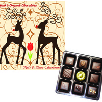 Organic Limited Edition- Reindeer Nuts & Chews Box image