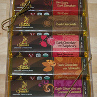 Vegan Chocolate Bars 5-Pack image