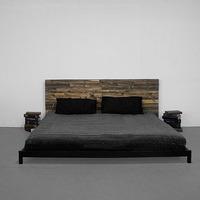 STREET WOOD BED image