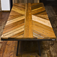 BOARDWALK DINING TABLE image
