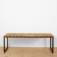 STAVE BENCH & STOOL image
