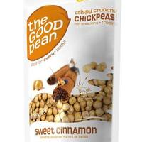 Sweet Cinnamon Chickpeas Snacks image