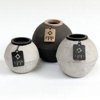 Paper-cement balls image