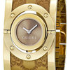 Gucci Twirl Large Leather Women Watch
