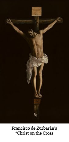 Francisco de Zurbarán's 'Christ on the Cross'