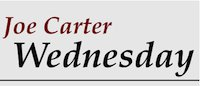 Joe Carter's column appears each Wednesday in On the Square