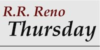 R.R. Reno, every Thursday at On the Square