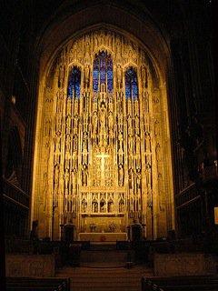 Saint Thomas Church - Interior