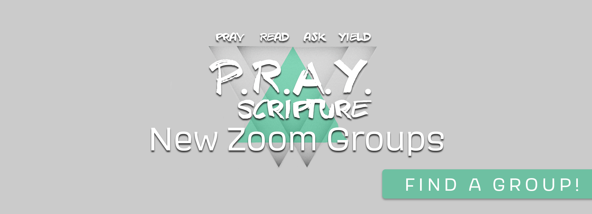 Baptism Connect Group Scroller