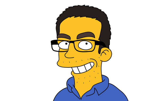 Cartoon Characters Yourself : Get yourself drawn as a simpsons or cartoon character