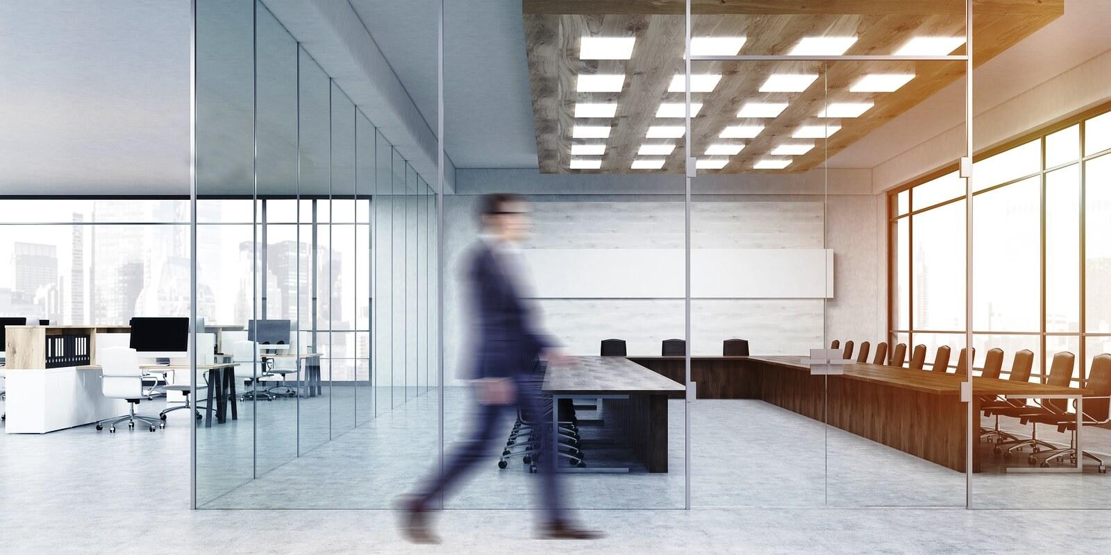 Профессиональный ремонт офисов