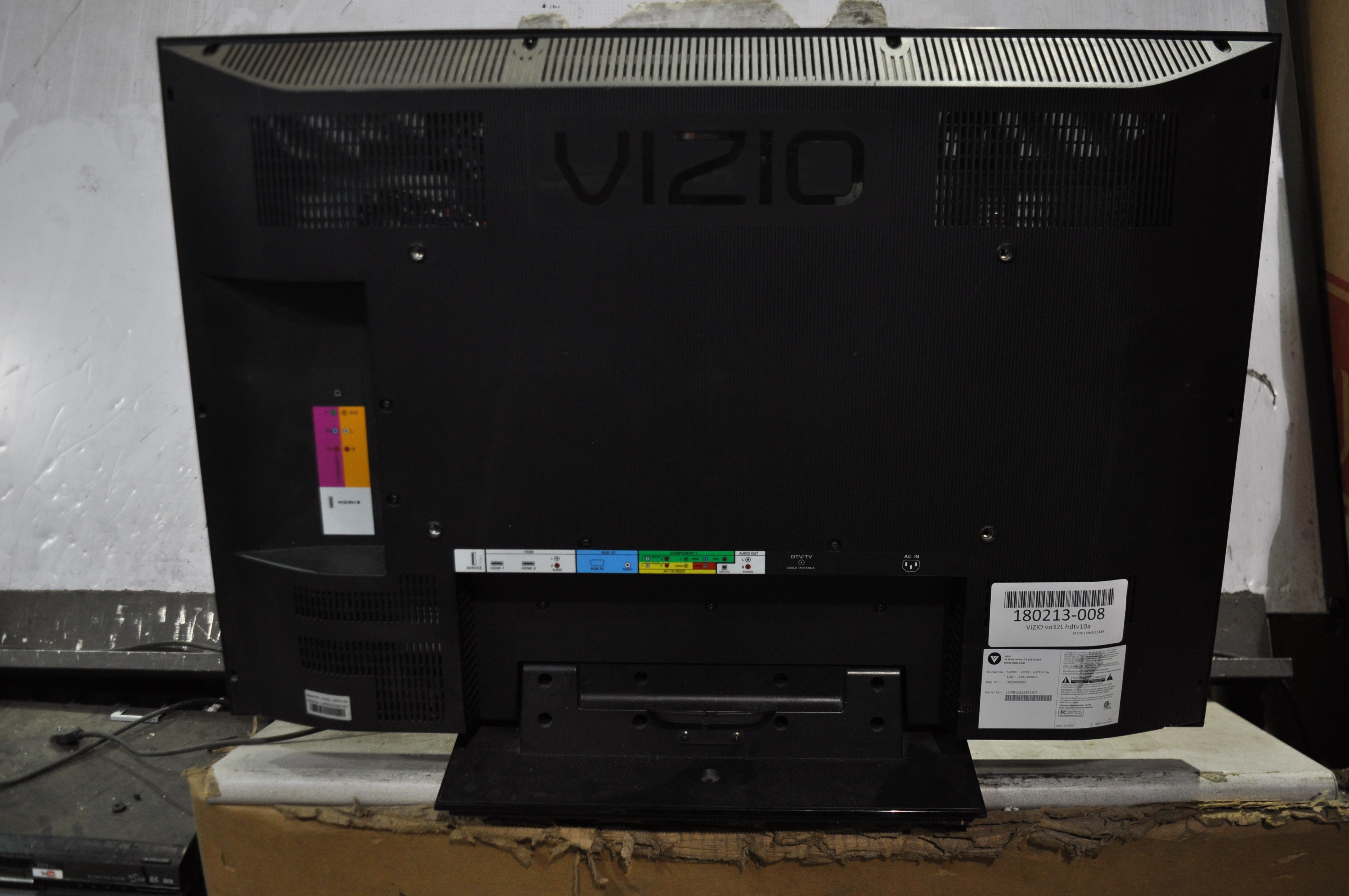 vizio vo32l hdtv10a tcon 6870c 0195a ebay rh ebay com Vizio TV Buttons Vizio TV Buttons