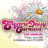 Electric Daisy Carnival 2009 -: Main Image