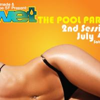 THE WET POOL PARTY: Main Image