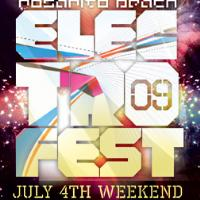 Rosarito Beach Electro Fest: Main Image