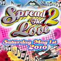 SPREAD THE LOVE 2010: Main Image