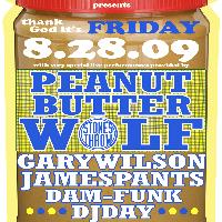 PEANUT BUTTER WOLF: Main Image